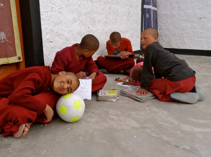 Ladakh people, Ladakh nuns, Ladakh culture