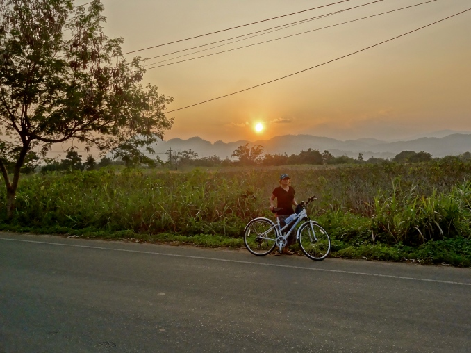 northern Thailand, Thailand cycling