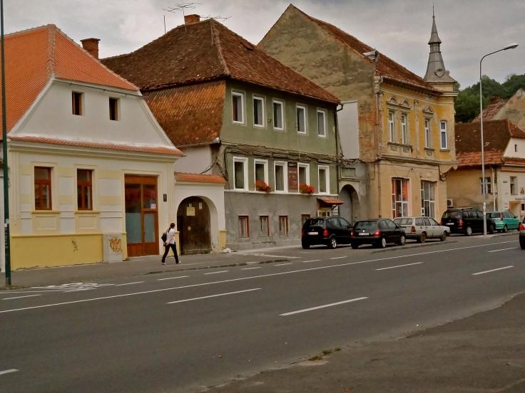 Romanian architecture, Brasov Romania, Brasov photos