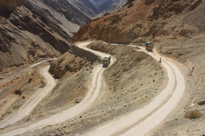 Leh to Kargil, Leh road trip