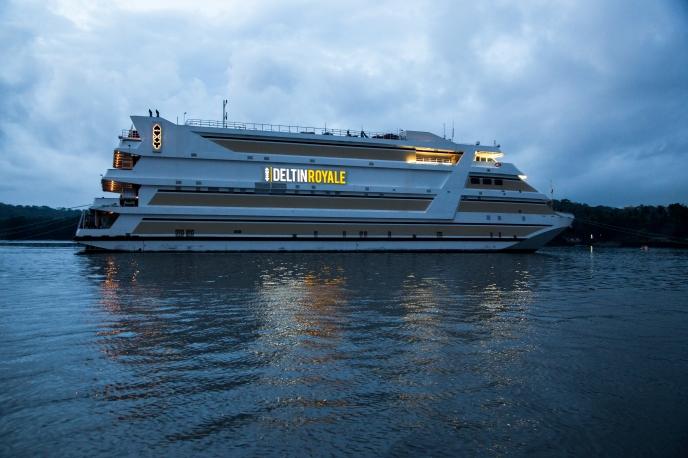 Deltin Royale Goa, casino cruise Goa