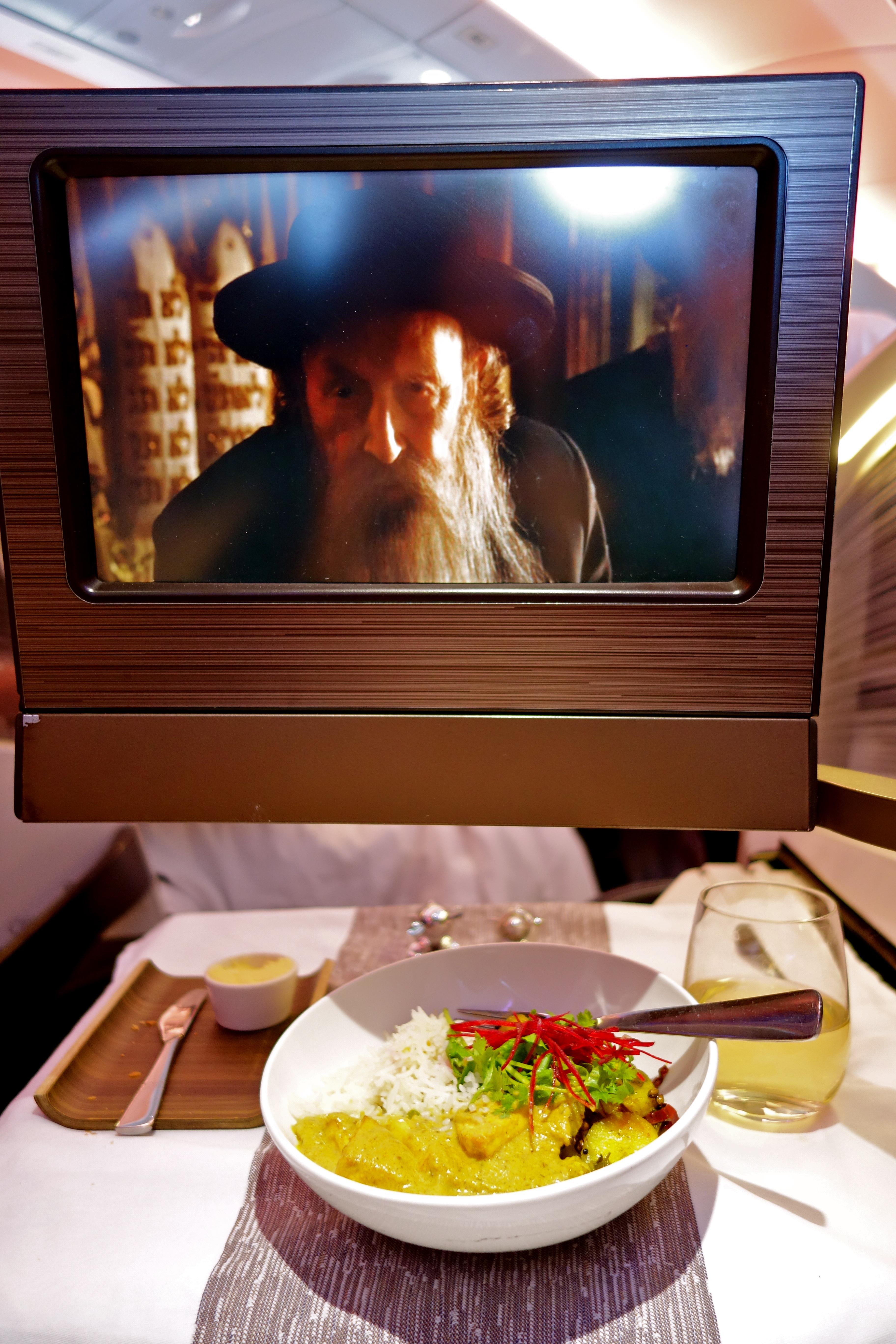 Trendy Virgin Atlantic Reviews Virgin Flight With Cuisine
