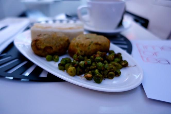 Virgin atlantic meals, Virgin atlantic food, Virgin atlantic high tea