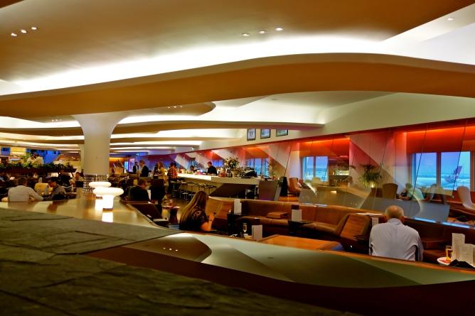 Virgin clubhouse Heathrow, virgin upper class lounge london