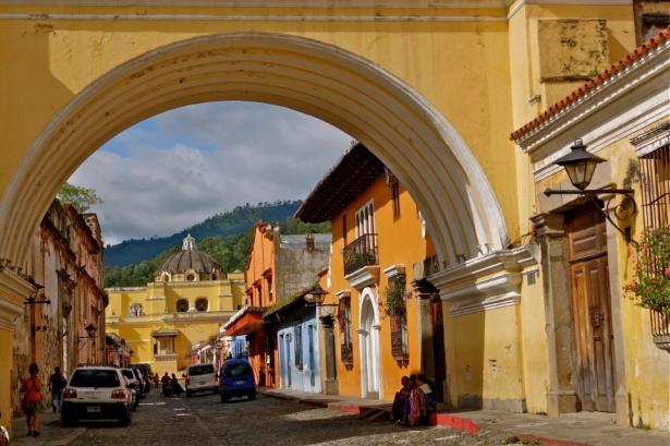 antigua guatemala el centro, antigua guatemala photos
