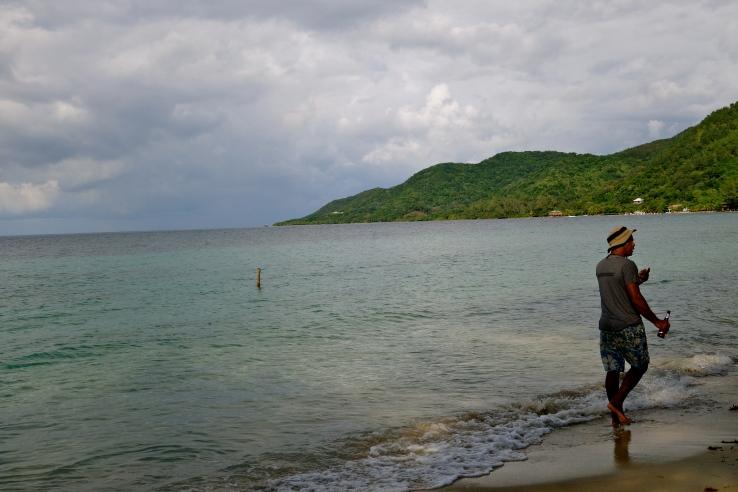 Guanaja island, Guanaja honduras