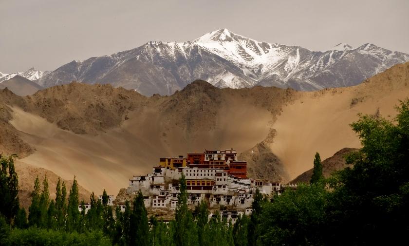 Thiksey monastery, Thiksey Ladakh, Ladakh photos, Ladakh blogs