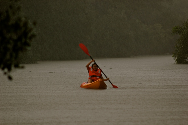 Goa kayaking, Goa offbeat, Cancio house goa