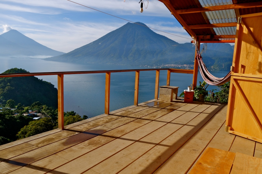 Eagles nest lake atitlan, san marcos la laguna, best places to stay lake atitlan