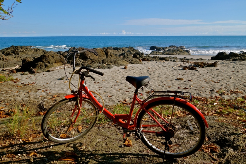 Costa Rica cycling, Costa Rica pictures, Costa Rica cabuya