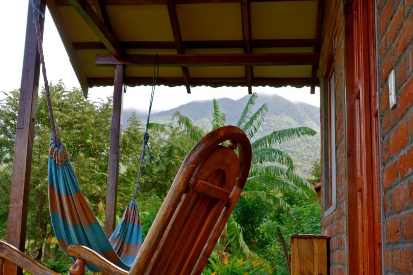 finca montania sagrada, ometepe airbnb, where to stay in ometepe