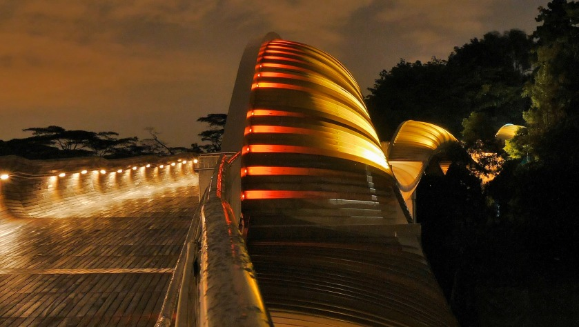 henderson waves singapore, free things to do in singapore