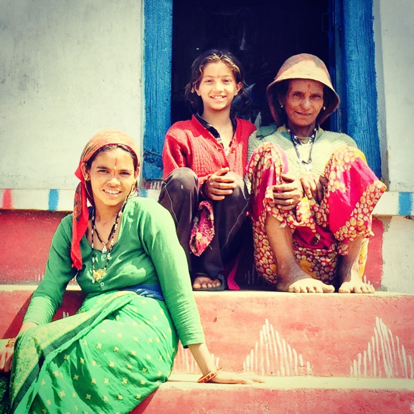kumaon himalayas, uttarakhand villages