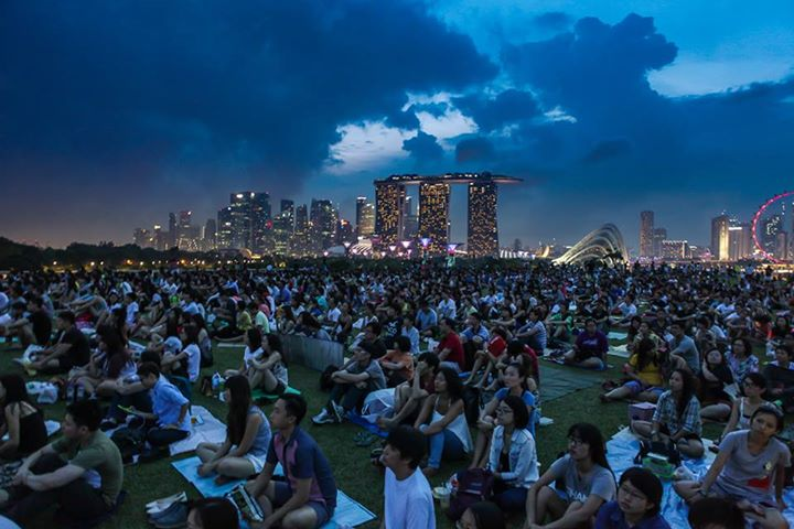 Singapore movie mob, cool things to do in singapore