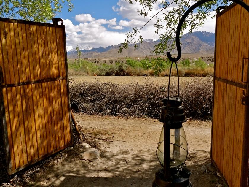 tsermang camp ladakh, ladakh where to stay