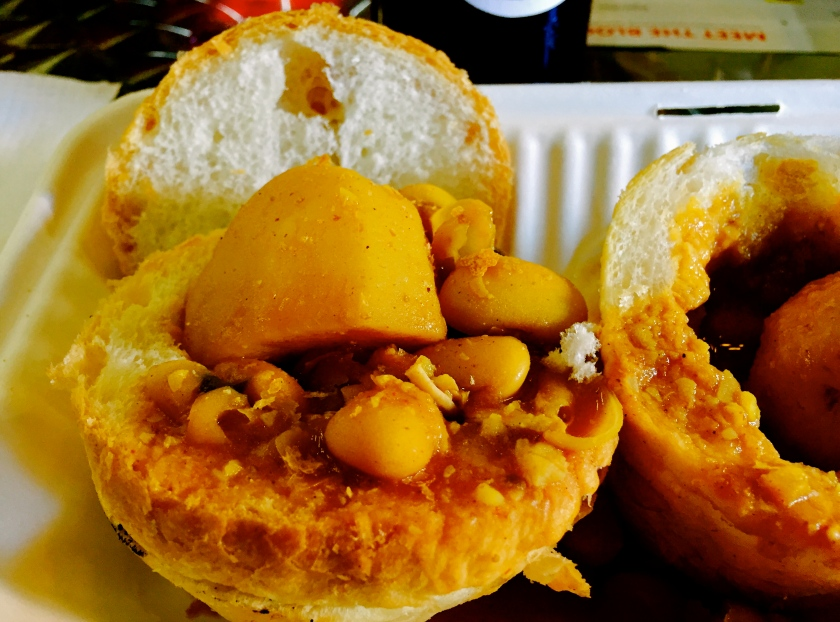 bunny chow durban, things to do in durban