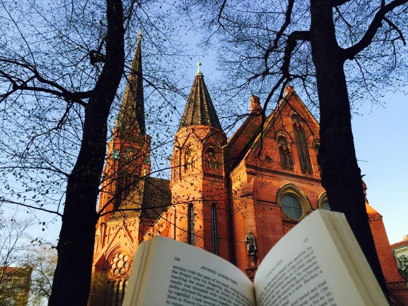 Germany solo travel, Berlin photos