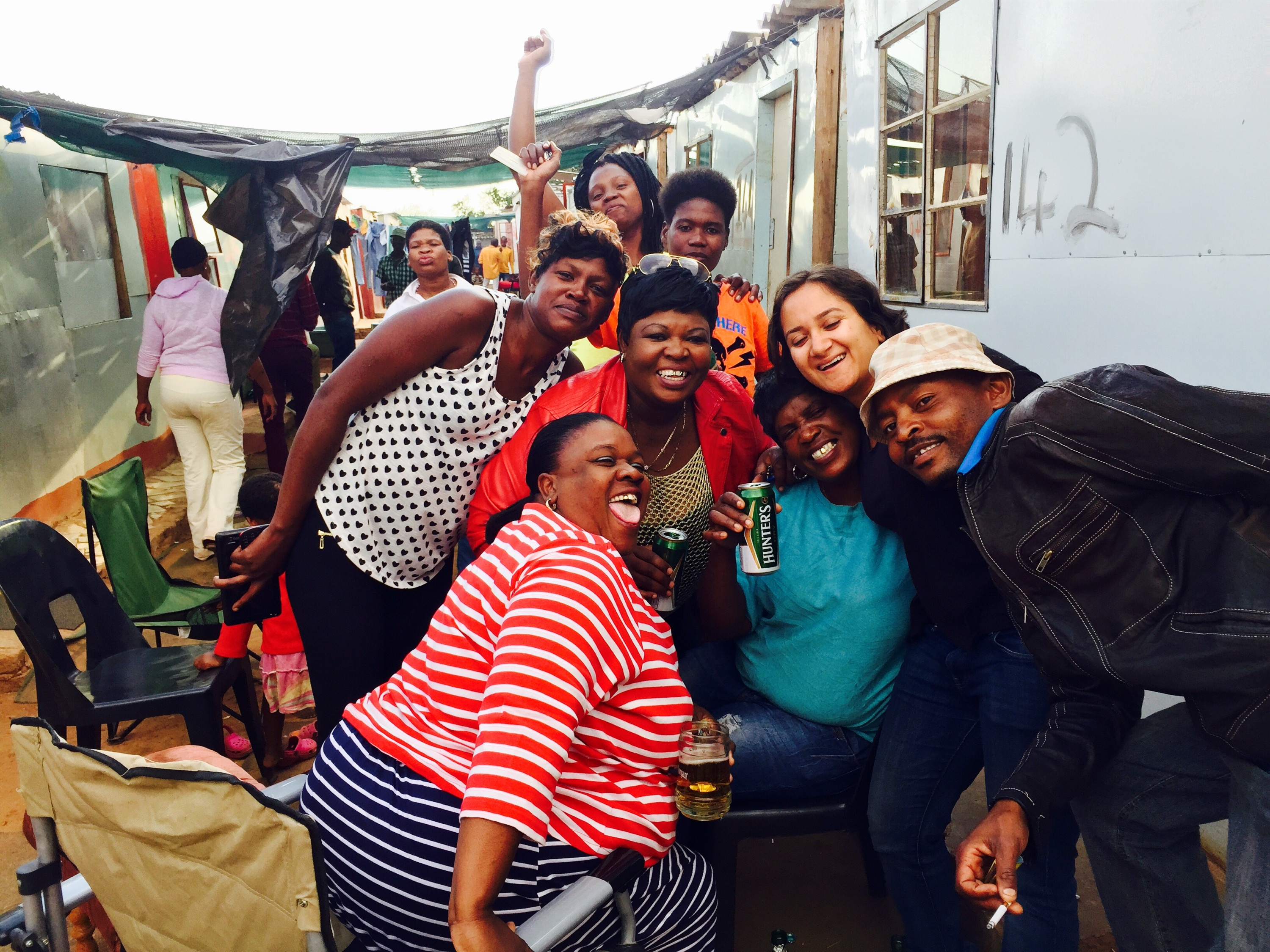 South Africa People
