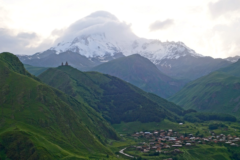 Kazbegi, Kazbegi photos, Stepantsminda