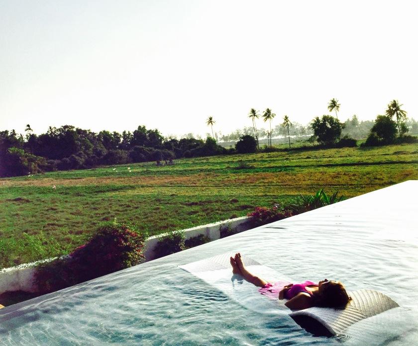 Alila Diwa Goa, Alila Diwa Goa reviews, Alila Diwa Goa infinity pool