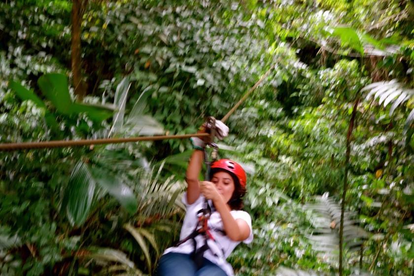 Honduras ziplining, Honduras blogs, Honduras travel