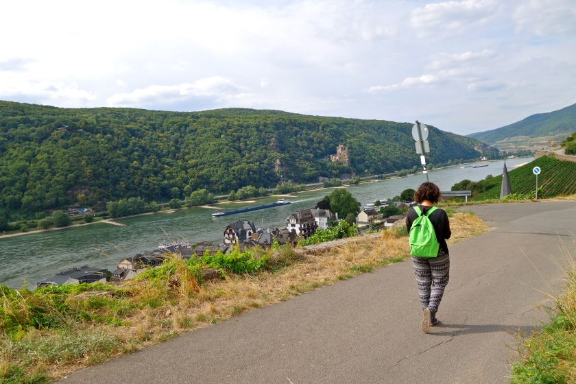 Rheinsteig hike, rhine germany, hiking rhine river germany