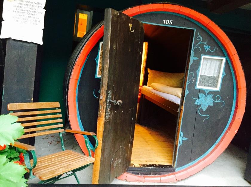 wine barrel room, hotel lindenwirt, wine barrel room rudesheim