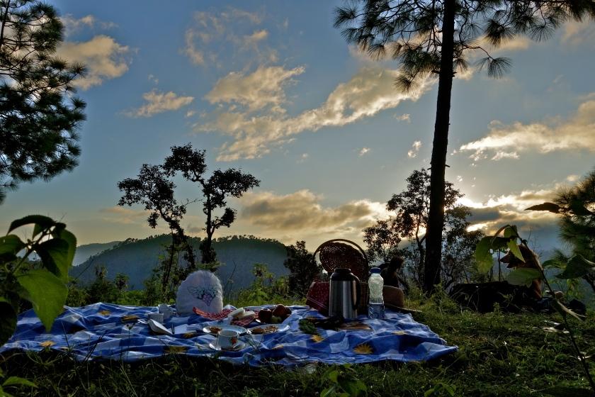 the retreat bhimtal, bhimtal homestays, uttarakhand homestay, kumaon himalayas