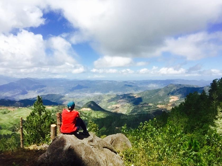 Valle nuevo national park, Dominican republic mountains, villa pajon