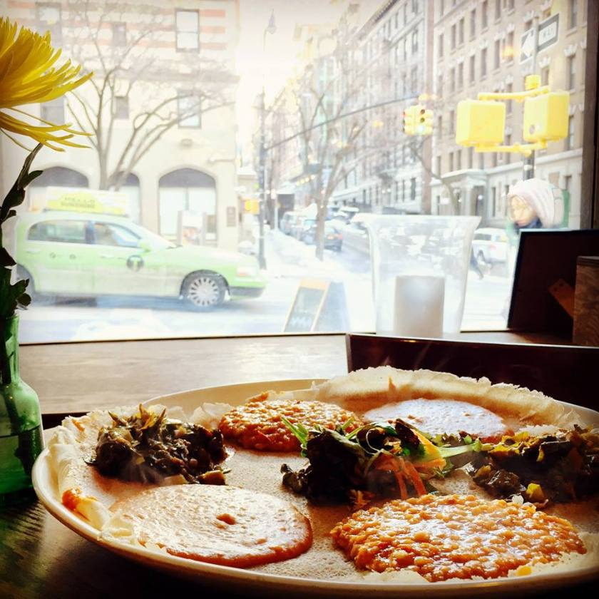 Massawa nyc, ethiopian food nyc, vegan food nyc