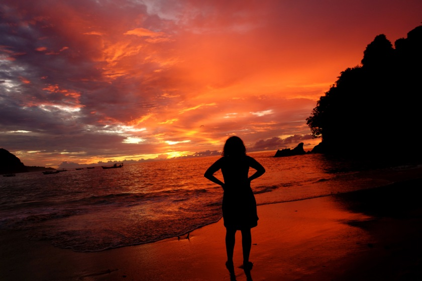 Tobago sunset, Caribbean travel guide, Trinidad & Tobago travel guide