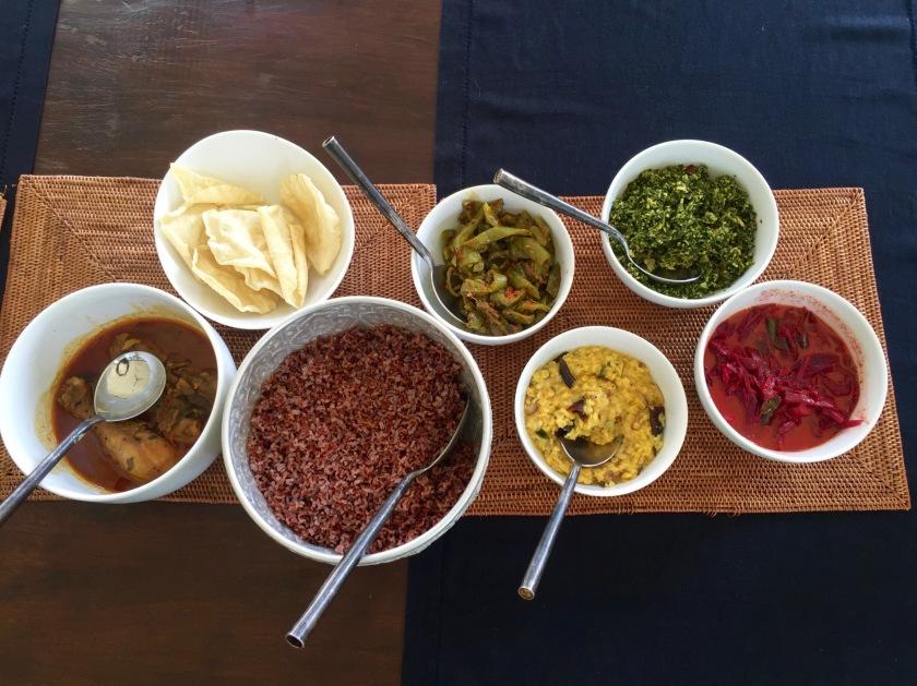 Sri Lanka food, Sri Lanka vegan food, vegan in sri lanka, Sri Lankan cuisine