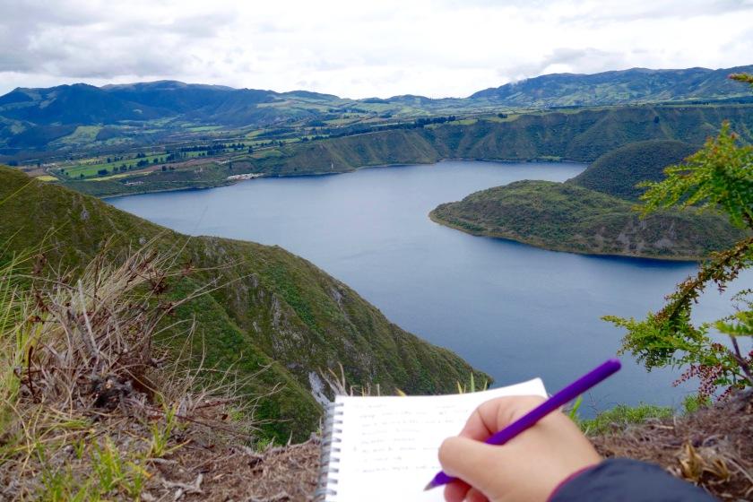 lake cuicocha, cotacachi, ecuador photos, ecuador places to visit