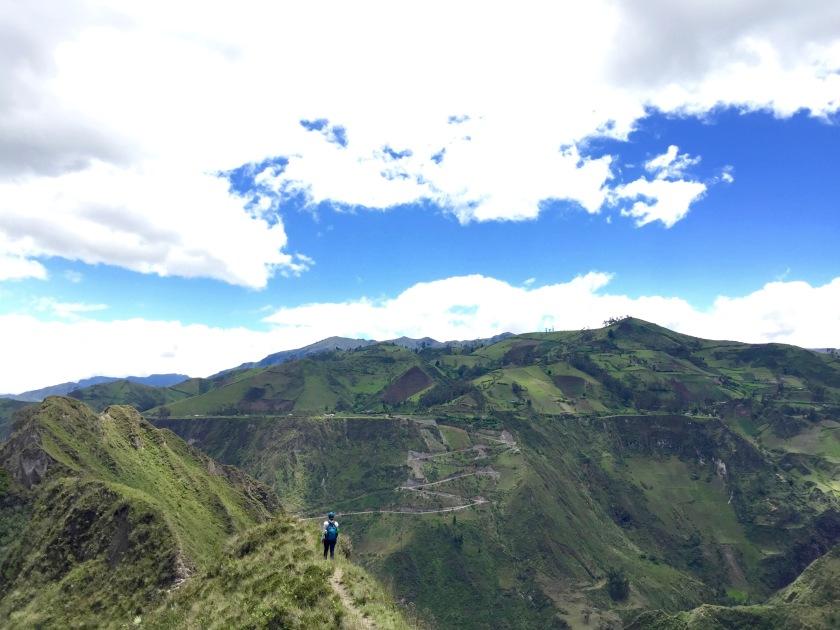 ecuador andes, chugchilan ecuador, black sheep inn, ecuador travel