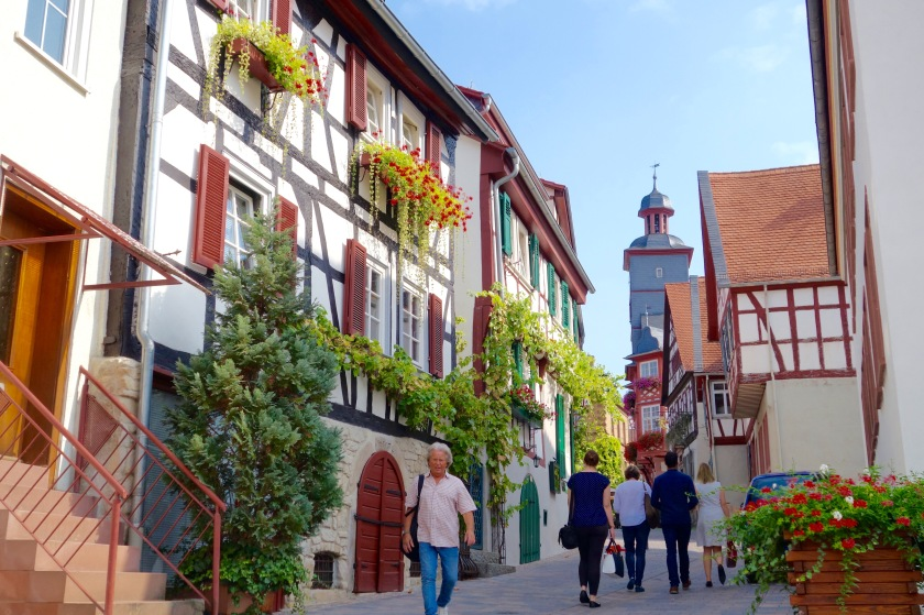 Heppenheim germany, Bergstrasse, best places to visit in Germany