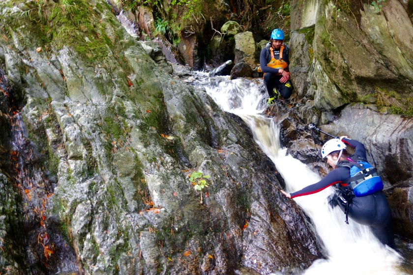 why visit wales, north wales adventure sports, canyoning wales