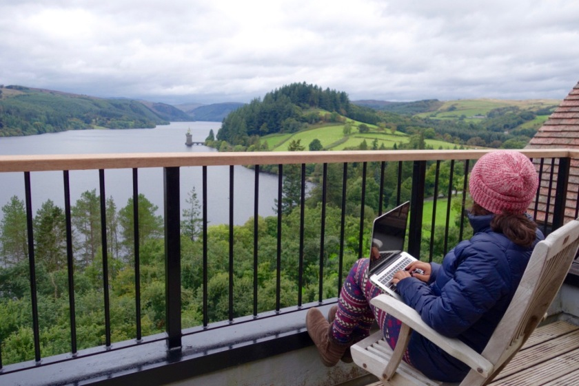 Lake Vyrnwy, Lake Vyrnwy hotel & spa, north wales, wales travel blog