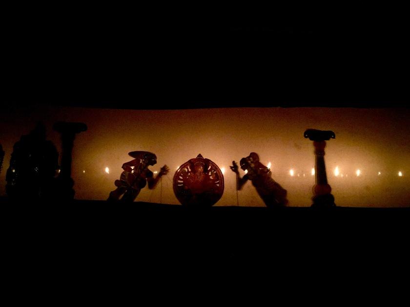 shadow puppetry kerala, kerala artforms, kerala off the beaten path