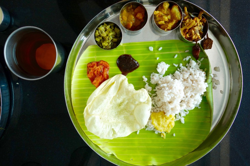 Kerala food, Kerala vegan food, kerala vegetarian food, kerala cuisine