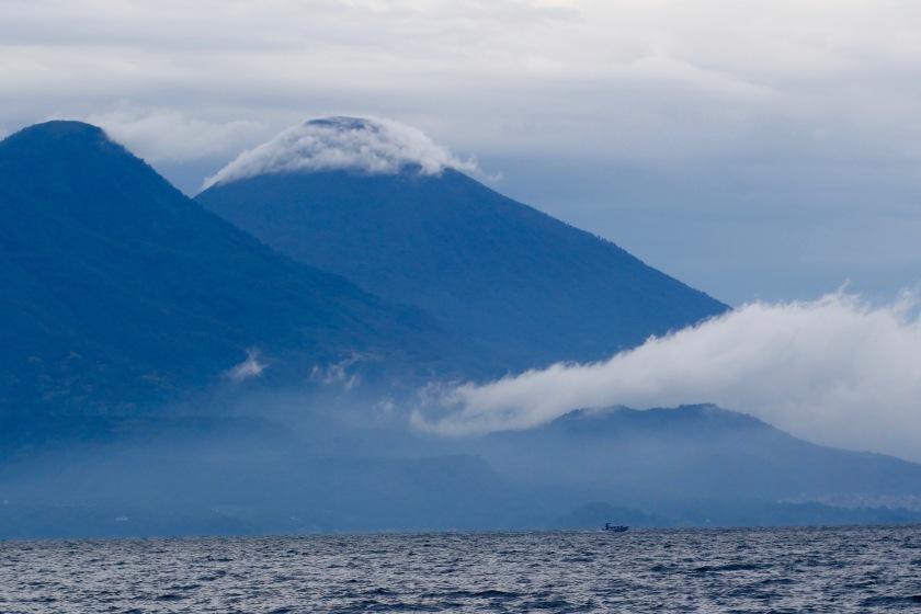 volcano-boat