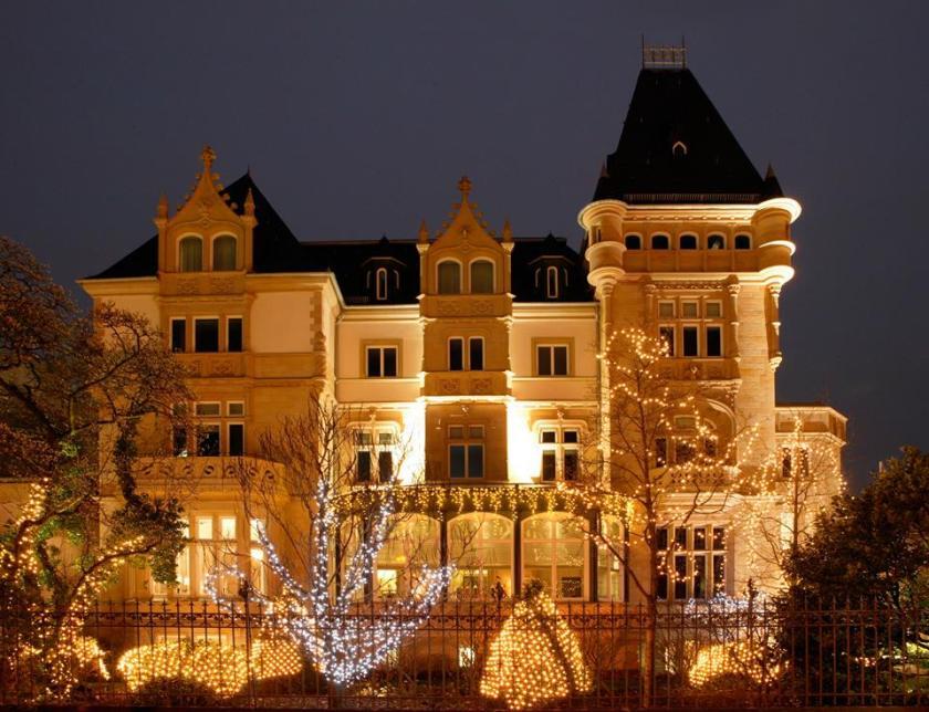 villa kennedy frankfurt, frankfurt unique places to stay, Frankfurt where to stay