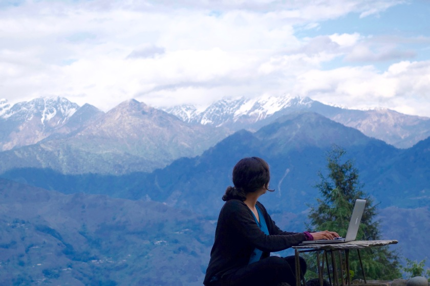digital nomad India, Shivya Nath, travel bloggers india