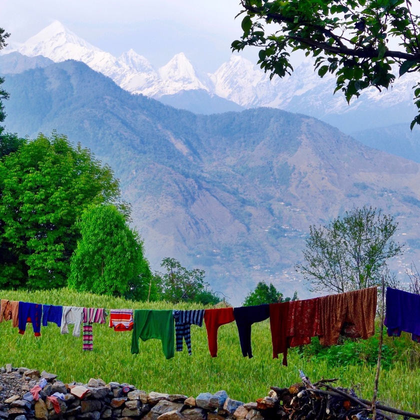 Sarmoli uttarakhand, Munsiyari, Himalayan villages