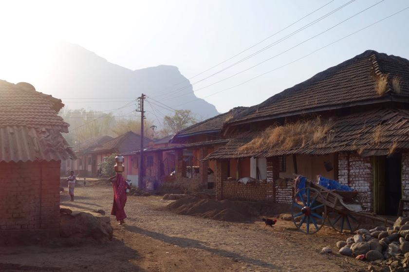 village life in India, community based tourism, short trips from mumbai, dehna maharashtra