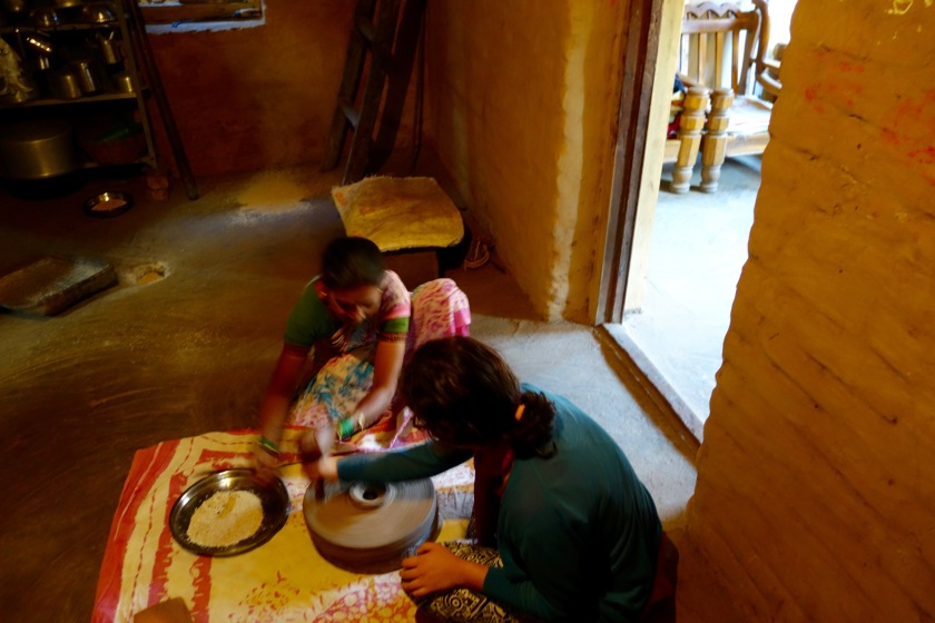 vodafone farmer bnb, grassroutes journeys, village life in India