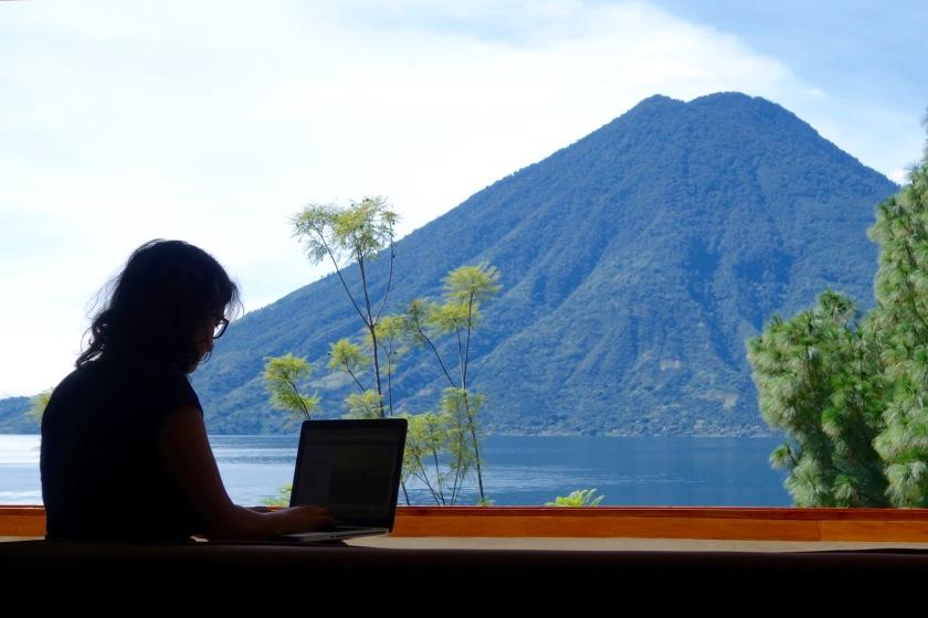 lake atitlan guatemala, digital nomads india, digital nomad travel blog