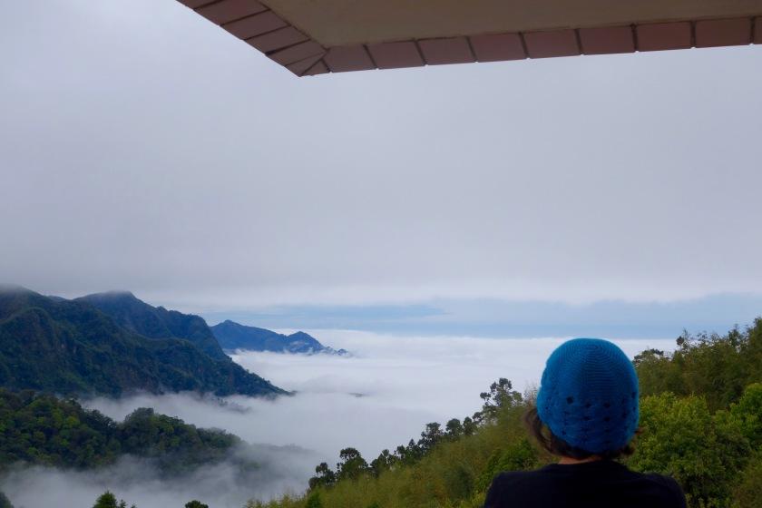 fenqihu taiwan, alishan sea of clouds