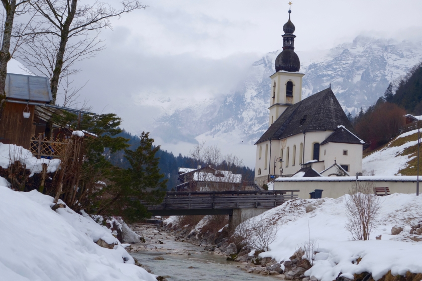 Berchtesgaden national park, Bavarian Alps, Ramsau germany