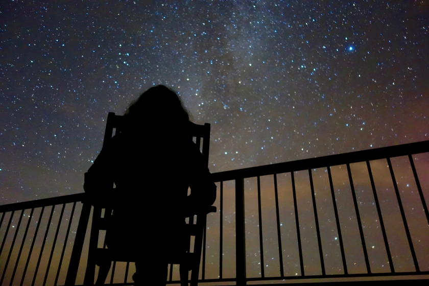 wales stargazing, responsible travel blog, sustainable travel blogger