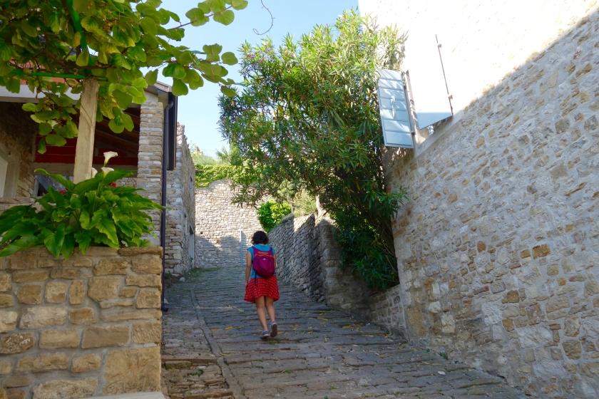 Istrian croatia, istria travel blogs, responsible travel